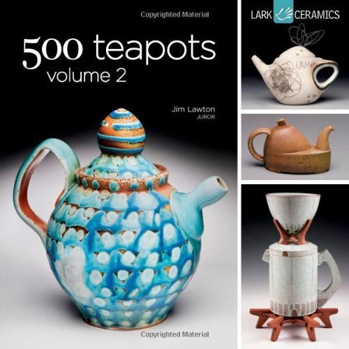 500 teapots volume 2 front cover