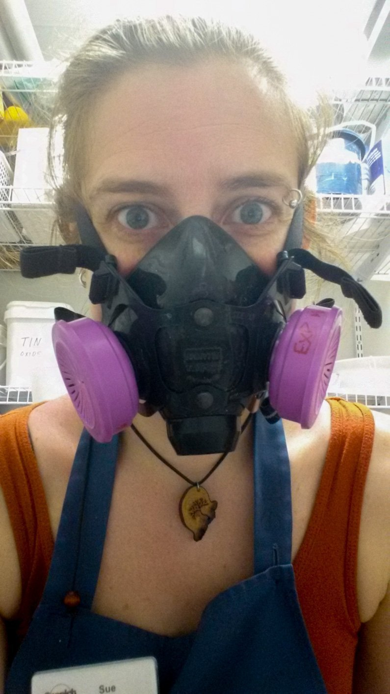 respirator for safety
