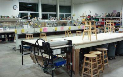 A Week in the Life of a Ceramics Studio Technician