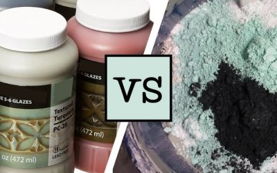 Commercial Glazes vs Mixing Your Own – A Cost Comparison