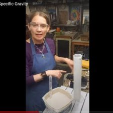 How to Measure Specific Gravity – Clay Week 2020